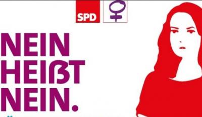 Nein, heißt Nein????  Die SPD hat da andere Ansichten!!!