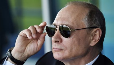 bemerkenswerte Putin Rede